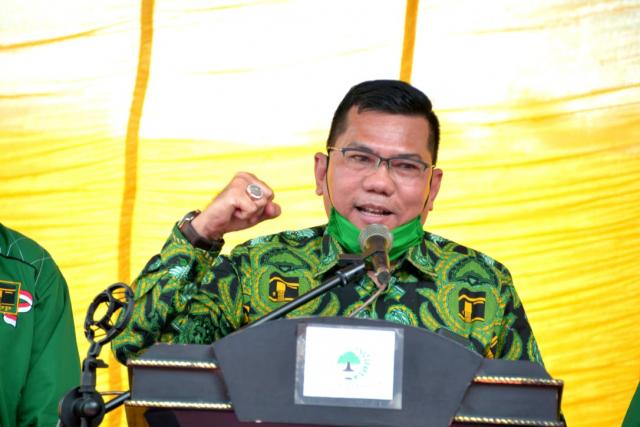 Satu-satunya Kader Murni PPP yang Maju di Pilkada Riau, Semua Anggota Fraksi PPP se-Riau Akan Menangkan Mursini