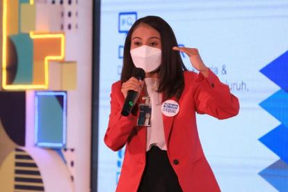 Sehari Jadi CEO BRI, Ini Pandangan Sisilia Tentang Pemimpin Perempuan dalam Bisnis