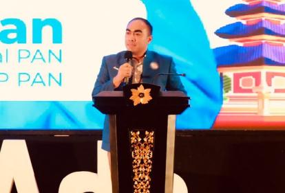 Irvan Herman Pastikan Ketum PAN hingga Wakil Ketua Komisi III DPR Hadir di Pelantikan Alfedri
