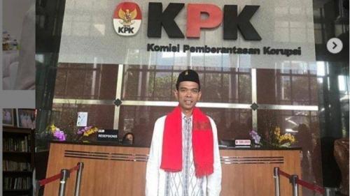 Sejumlah Pegawai KPK Akan Diperiksa Gara-gara Undang Ustaz Abdul Somad Ceramah