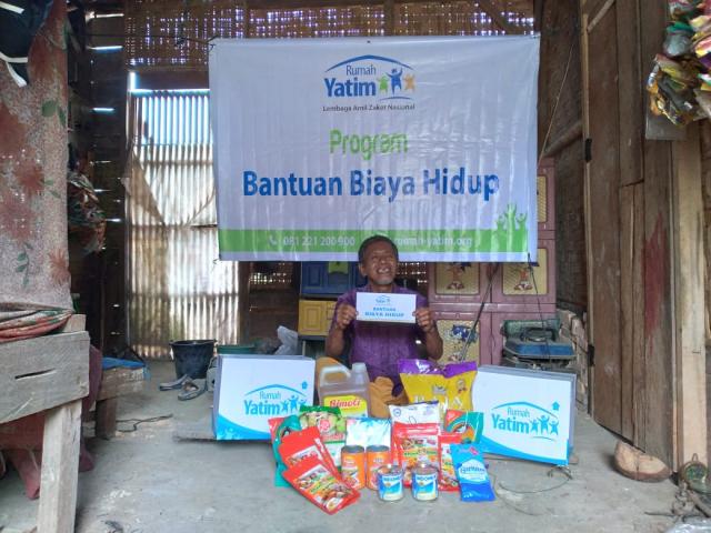 Gatot, Lansia Riau yang Sempat 7 Bulan Tak Makan Nasi
