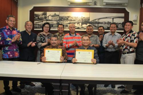 IDI Riau dan Unilak Kerjasama Pembukaan Magister Hukum Kesehatan