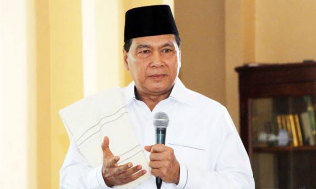 Pemilu Serentak 2024, Achmad Sebut Pemerintah Pusat Sebagai Perampok Kedaulatan Rakyat