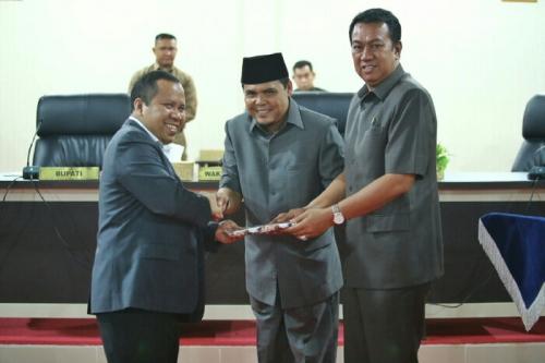 Akhir April 2016, Banleg DPRD Meranti Riau Tuntaskan 6 Ranperda
