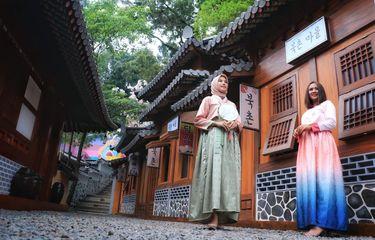 Indahnya, Kampung Korea di Tasikmalaya Mirip dengan Bucheon Village