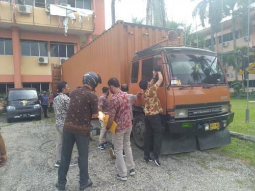 Pemangku Kepentingan Diminta Aktif Beri Informasi Kegiatan Ilegal Loging di Hutan Lindung, Dirkrimsus Polda Riau: Jangan Terkesan Melindungi