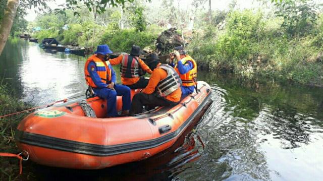 Pamit ke Istri Melihat Bubu Ikan, Nelayan Hilang di Sungai Nilo Langgam Pelalawan Belum Juga Ditemukan