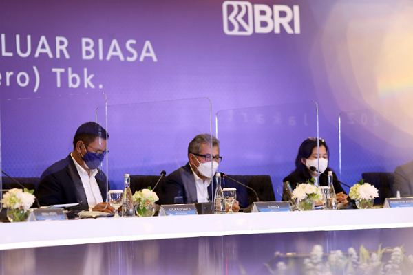 Berpotensi Terbesar di Asia, RUPSLB BRI Setujui <em>Right Issue</em> 28 Miliar Lembar Saham