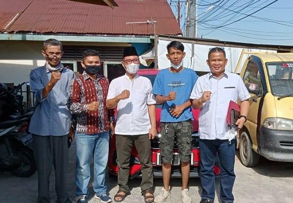 Lunasi Uang Rp 170 Juta ke Eddy Rantau, Sugeng: Dulu dan Sekarang Kami Masih Bersahabat