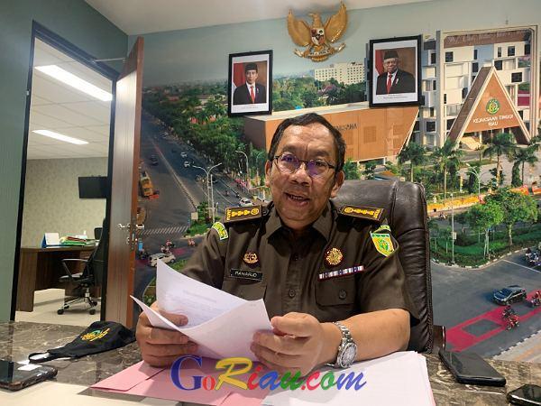Mantan Bupati Kuansing Ditetapkan Sebagai Tersangka Terkait Korupsi 6 Kegiatan di Sekretariat Daerah