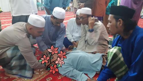 Ahmad Bin Saad Wafat Usai Kumandangkan Azan Shalat Isya di Masjid Annur