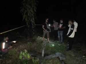 Mayat yang Ditemukan di Sumur Warga Tualang Siak Diduga Korban Pembunuhan, Ini Penjelasannya..