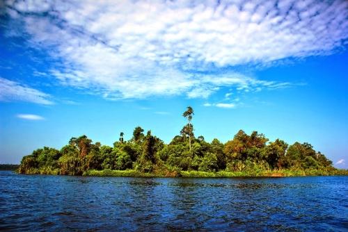 Kabupaten Siak Miliki Danau Cantik yang Menyimpan Cadangan Minyak Mentah Hingga 50 Juta Barel