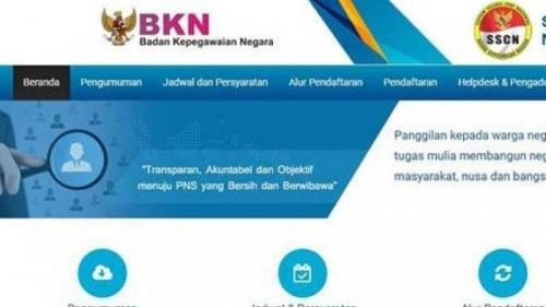Lulus Seleksi Administrasi, Ini yang Harus Disiapkan Pelamar CPNS Saat Tes SKD 27 Oktober