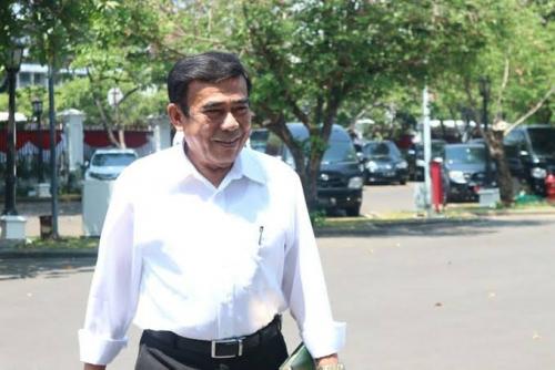 Sudah 21 Calon Menteri Temui Jokowi di Istana, 11 Profesional dan 10 Politisi