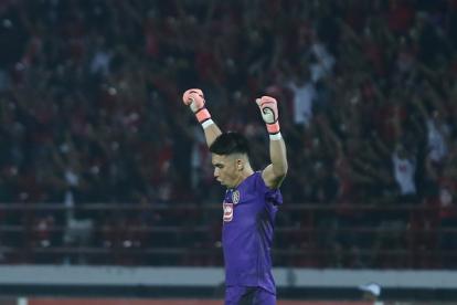 Hadapi Bhayangkara FC, Nadeo Amankan Gawang Bali United