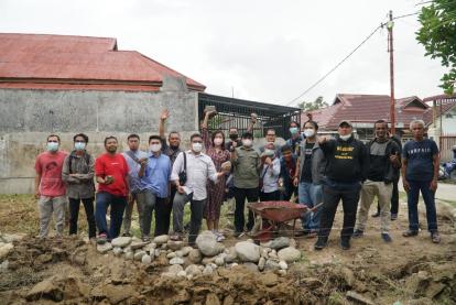 AJI Padang Bangun Rumah Bersama bagi Berbagai Komponen Masyarakat Sipil