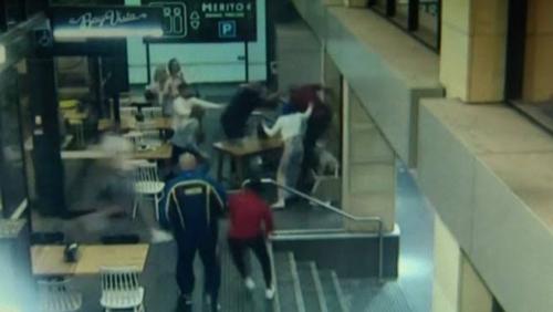 Muslimah Hamil Diserang Secara Brutal dalam Kafe di Sydney