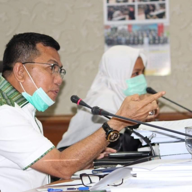 Gubernur Wacanakan Pinjaman ke BUMN, Porsi Pembangunan Harus Merata, Husaimi: Rokan Hilir Wajib Dapat