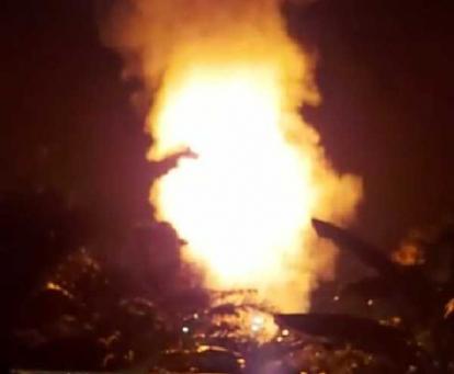 Semburan Api tak Biasa dari Cerobong Flare Chevron Duri Sempat Menghebohkan Warga, Ini Penjelasan PT CPI