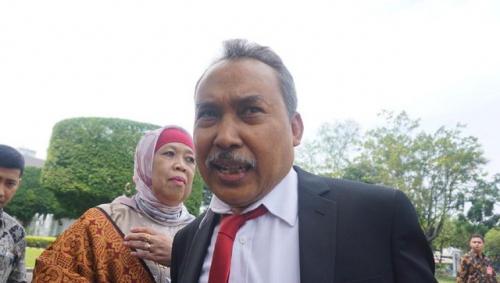 Jadi Anggota Dewas, Syamsuddin Tetap Sebut Revisi UU KPK Bertujuan Melemahkan