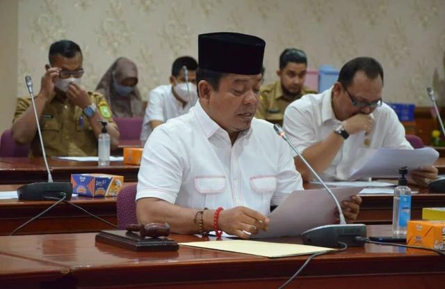 Supaya Komentar Simpang Siur tak Ada Lagi, DPRD Riau Ajak Gubernur Duduk Bareng Bahas Blok Rokan