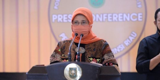 Hari Ini, 60 Pasien Covid-19 di Riau Dinyatakan Sembuh