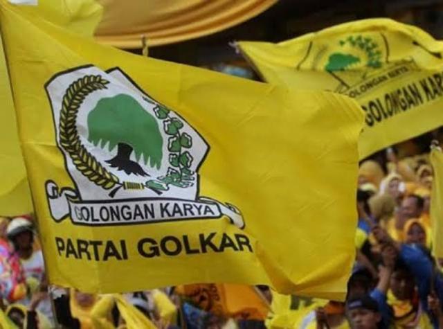 Hasil Survei: Golkar Paling Mendukung Jokowi - Maruf