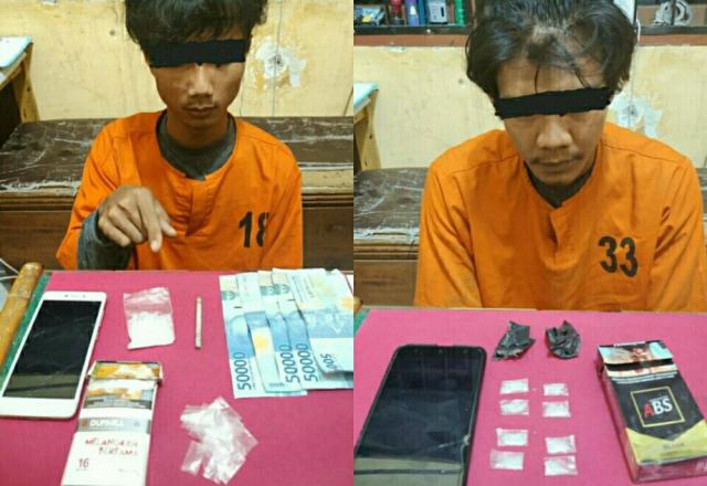 Akal-akalan Pengedar Narkoba di Pelalawan, Sembunyikan Sabu di Tungku Masak