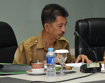 Penyerahan SK CPNS Bengkalis 4 April 2019
