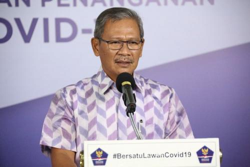 Bertambah 949, Total Kasus Covid-19 di RI Jadi 21.745 Orang