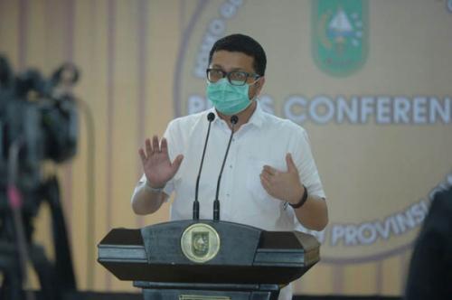 Indra Yovi: Pemudik yang Kembali ke Riau Wajib Rapid Test