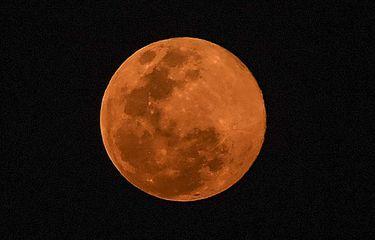 Ada Bulan Purnama Stroberi 24 Juni, Bisa Disaksikan di Seluruh Dunia