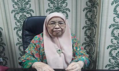 Rektor IIQ Prof Huzaemah Wafat Setelah Terinfeksi Corona