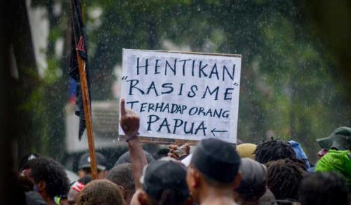 Dandim Wamena Sebut 17 Warga Tewas Akibat Demo Anarkis, 65 Dirawat di RSUD
