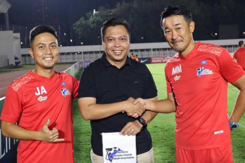 Federasi Sepakbola Kepulauan Mariana Utara Perpanjang Kontrak dengan FAT Sports