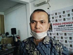 Belasan Pegawai dan Anggota Terpapar Covid-19, FPKS Setuju Kantor DPRD Pekanbaru Ditutup Sementara
