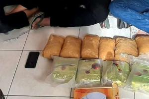 Bawa Sabu 5 Kg dan Ribuan Ekstasi, Anggota DPRD dari Golkar Ditangkap BNN, Ternyata Residivis