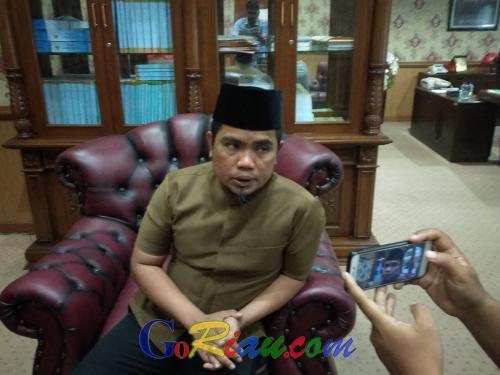 Maju di Pilkada Pelalawan, Siapa Pengganti Zukri Sebagai Wakil Ketua DPRD Riau?