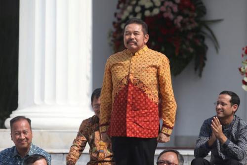 Ditunjuk Jadi Jaksa Agung, ST Burhanudin Ternyata Komisaris Utama PT Hutama Karya