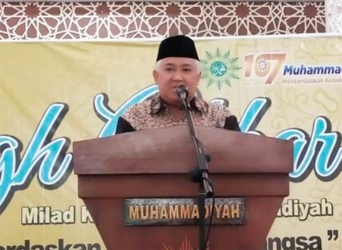 Muhammadiyah Harus Cerdas agar Bisa Ikut Mencerdaskan Kehidupan Bangsa