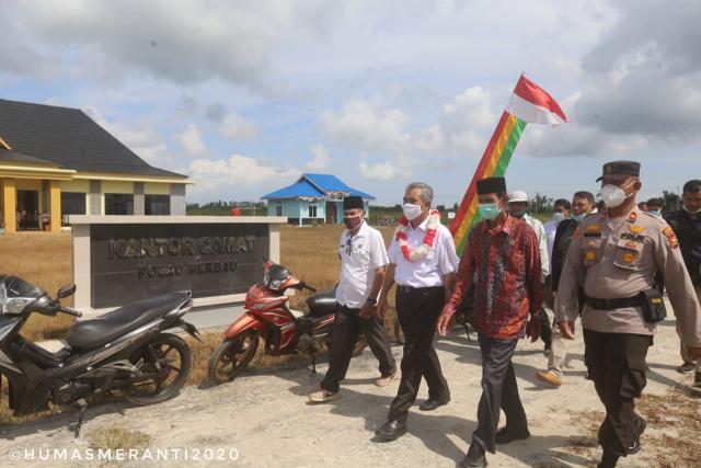 BUMDes Pulau Merbau Diharapkan Dapat Mengangkat Ekonomi Masyarakat Agar Lebih Mandiri