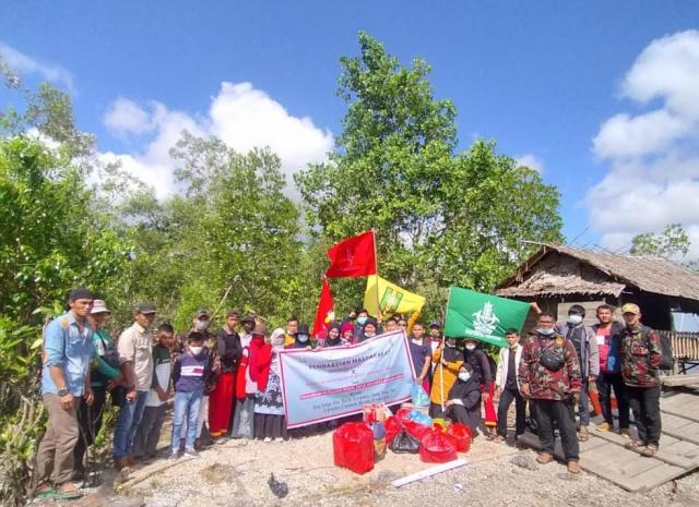AMM Kepulauan Meranti bersama IYI Jadikan Pedalaman Nerlang Daerah Binaan