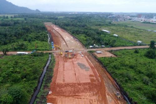 Material Diduga Tak Sesuai Spesifikasi, Kejaksaan Selidiki Proyek Jalan Tol Padang-Sicincin