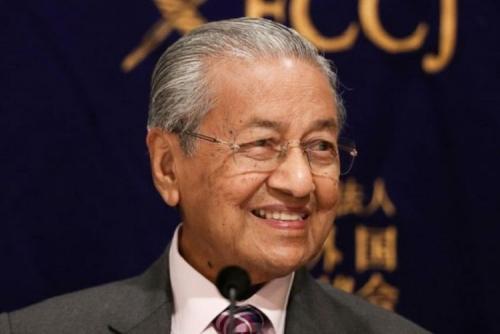 Mahathir Mohamad Mengundurkan Diri Sebagai PM Malaysia