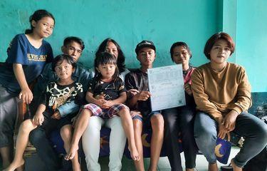 Mulyono-Partina, Pasutri Miliki 16 Anak yang Terancam Kehilangan Tempat Tinggal