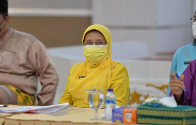 Pasien Terkonfirmasi Positif Covid-19 di Riau Bertambah 111 Orang