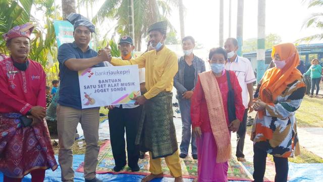 Agar tak Punah dan Terancam Dicabut dari Anugerah WBTB, Komunitas Azimat Melayu Pesisir Lestarikan Joget Sonde