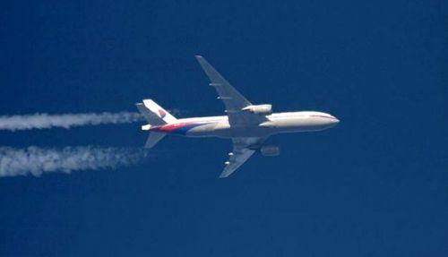 MAS MH370 Berbelok di Ketinggian 12 Ribu Kaki Menuju Selat Malaka Sebelum Menghilang