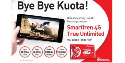 Khawatir Disalahgunakan, Smartfren Stop Paket 4G Unlimited Per 30 April, Ini Alasannya